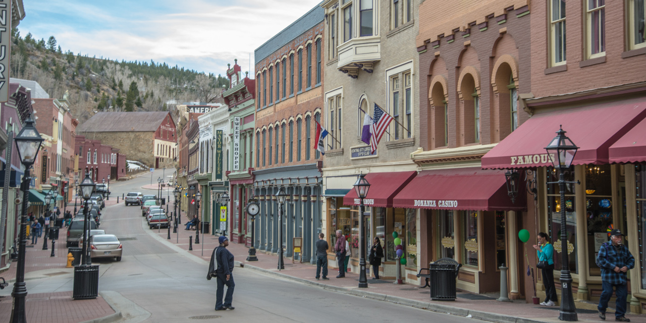 gilpin county colorado