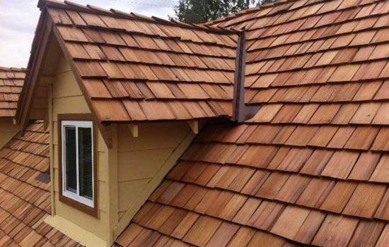 Cedar-Shake-Roof