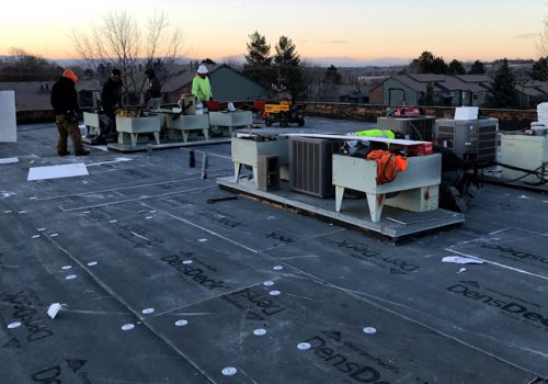 Commercial Roof Repair​