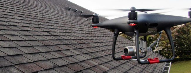 roof Drone-inspection
